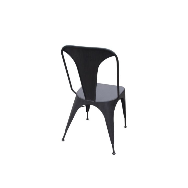 metalen industriële stoelen