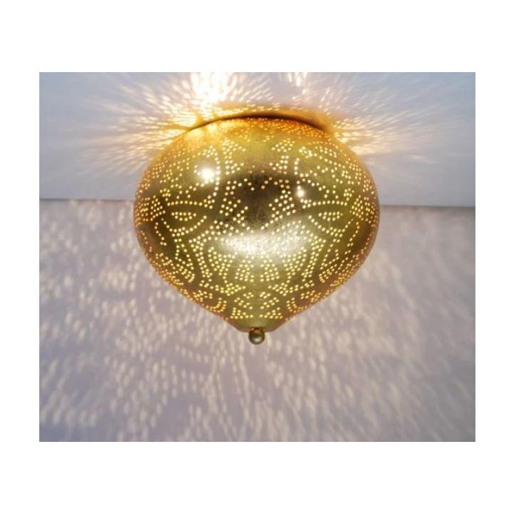 Plafonnière goud