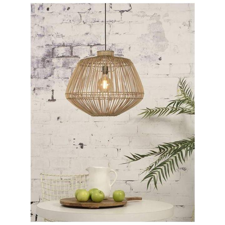 Natural hanglamp bamboe