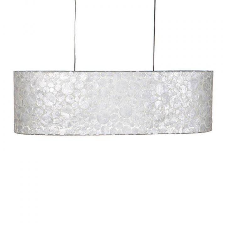 hanglamp coin white