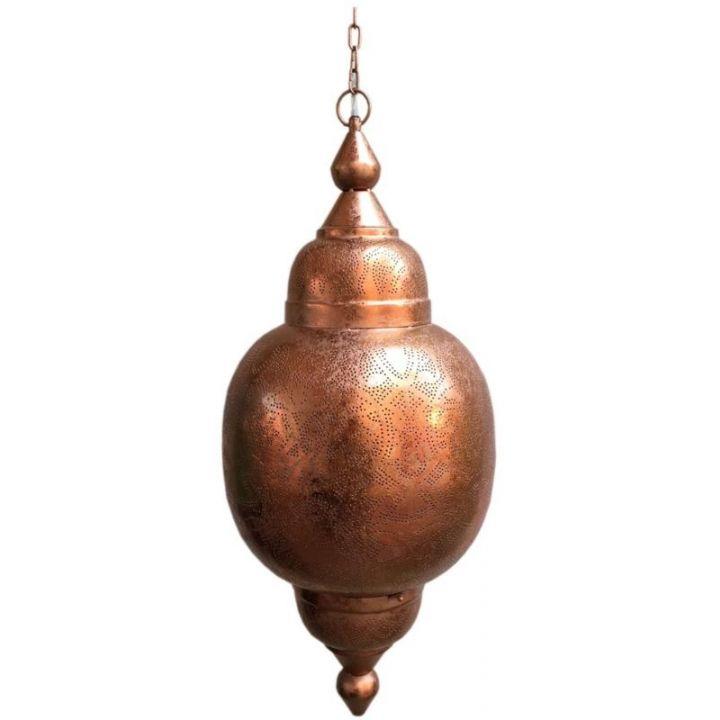 filigrain hanglamp arabia koper