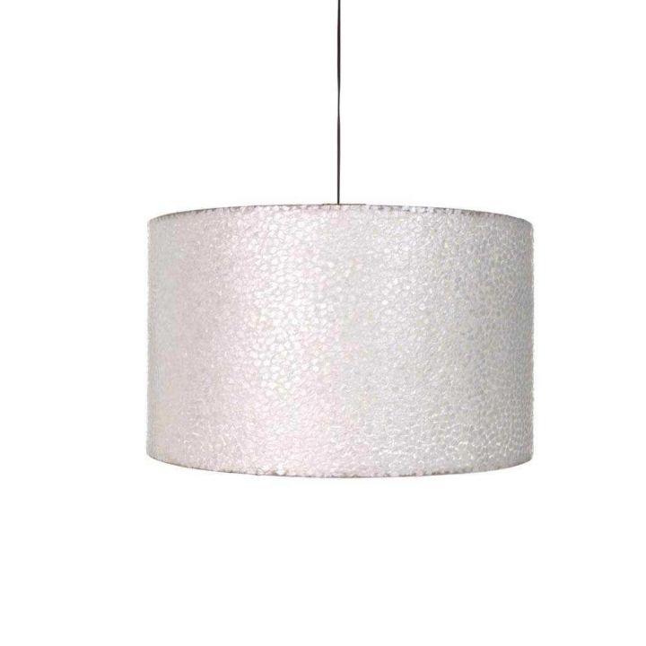 hanglamp cilinder schelpen