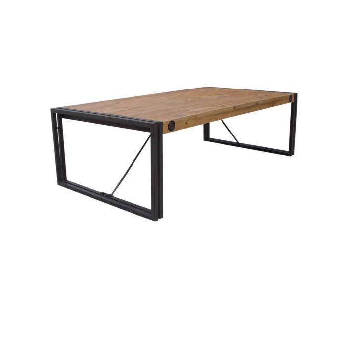industiële salontafel