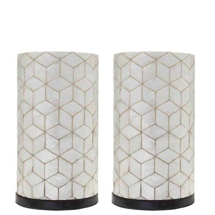 Tafellamp cubes 30cm