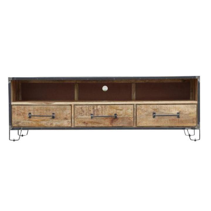 tv meubel mangohout 180 cm