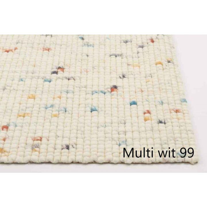 wollen karpet wit happy home