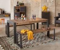 Industrieel meubels