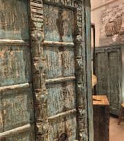 oude deur kasten
