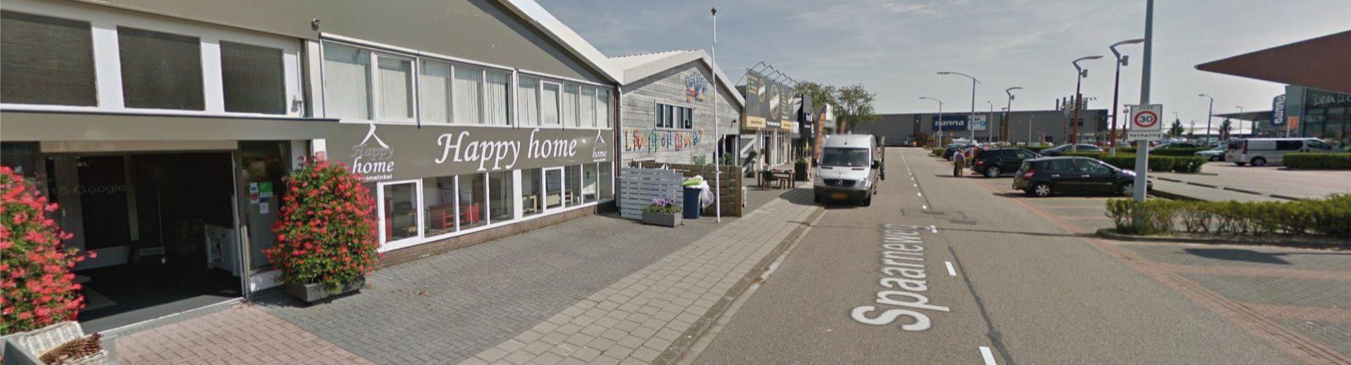 Woonwinkel Happy Home Woonboulevard Cruquius