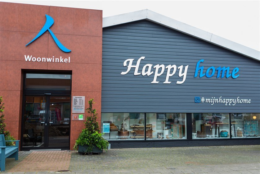 Woonwinkel Happy Home