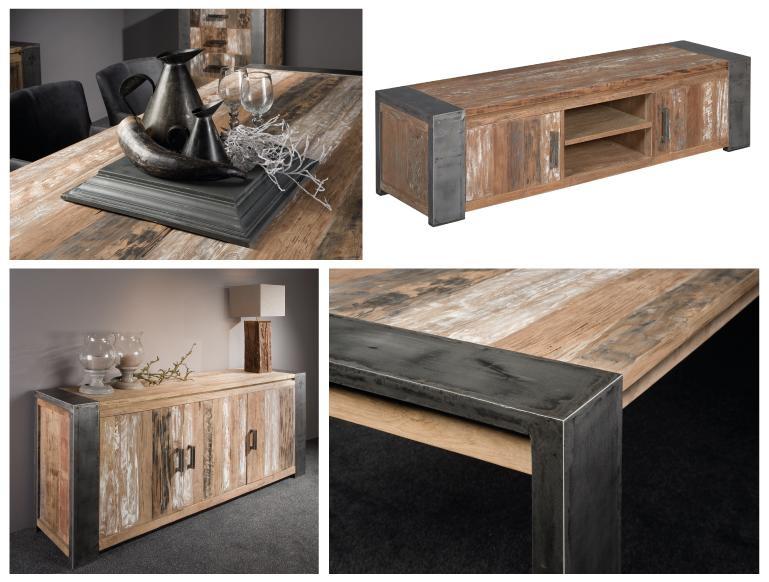 Industriele meubelen Industriele meubels
